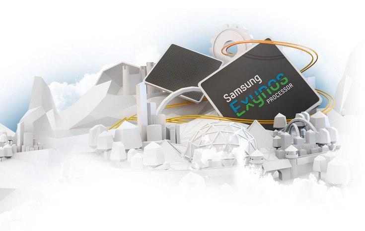 SoC Exynos будут использовать GPU AMD либо Nvidia