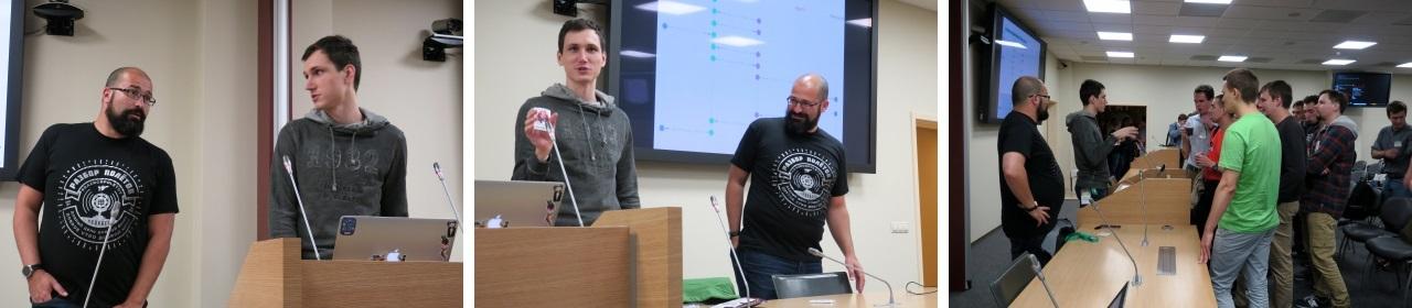 Барух Садогурский и Кирилл Толкачёв про DevOps на jug.msk.ru - 5
