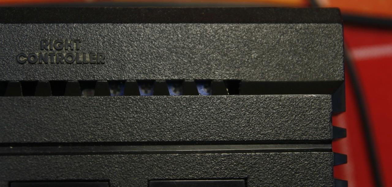 Композитный видеовыход для приставки Atari 2600 Jr - 8