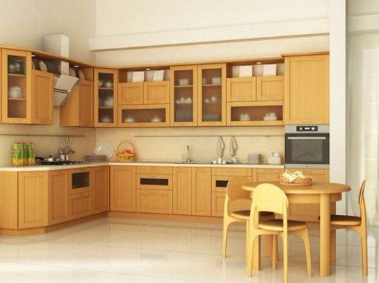 От кухонной планировки зависит аппетит