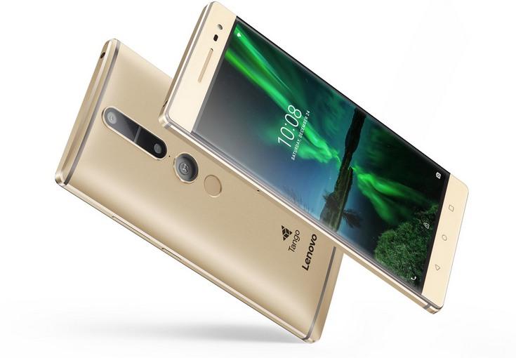 Смартфон Lenovo Phab 2 Pro появится в продаже позже намеченного срока