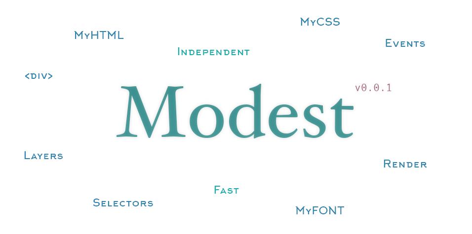 Modest — разработка открытого движка HTML рендера на «голом» Си - 1