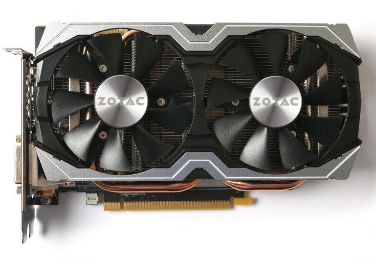 Zotac показала две новые 3D-карты Nvidia