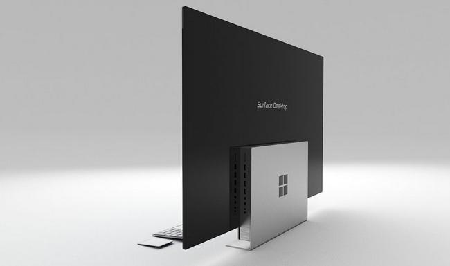 Анонс моноблочного ПК Microsoft Surface ожидается в октябре