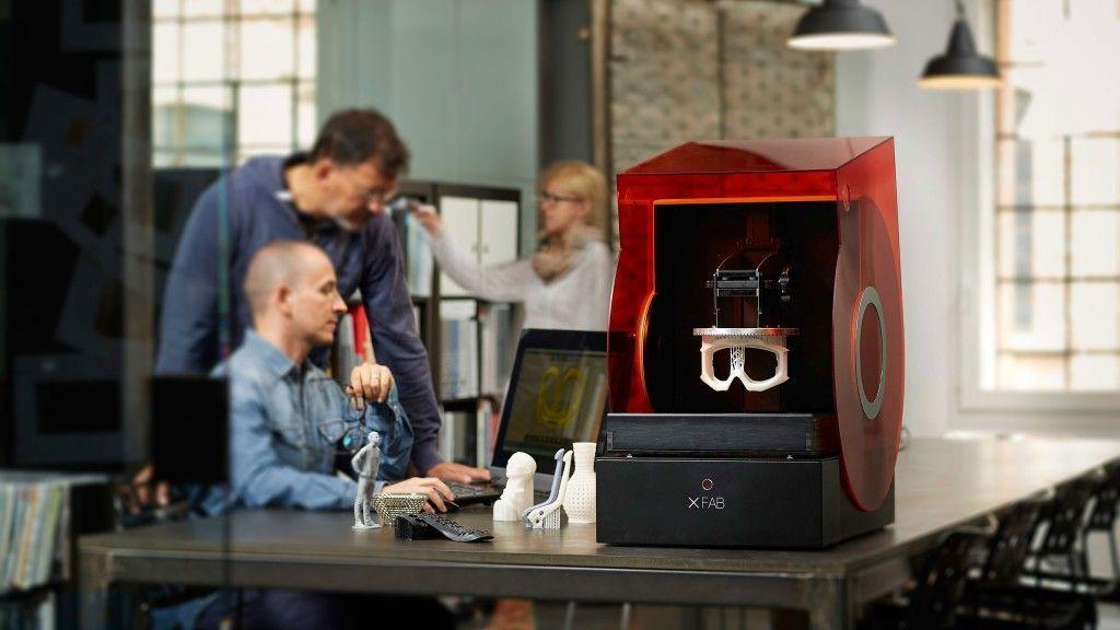 Лучшие SLA-DLP 3D-принтеры на рынке в 2016 году - 5