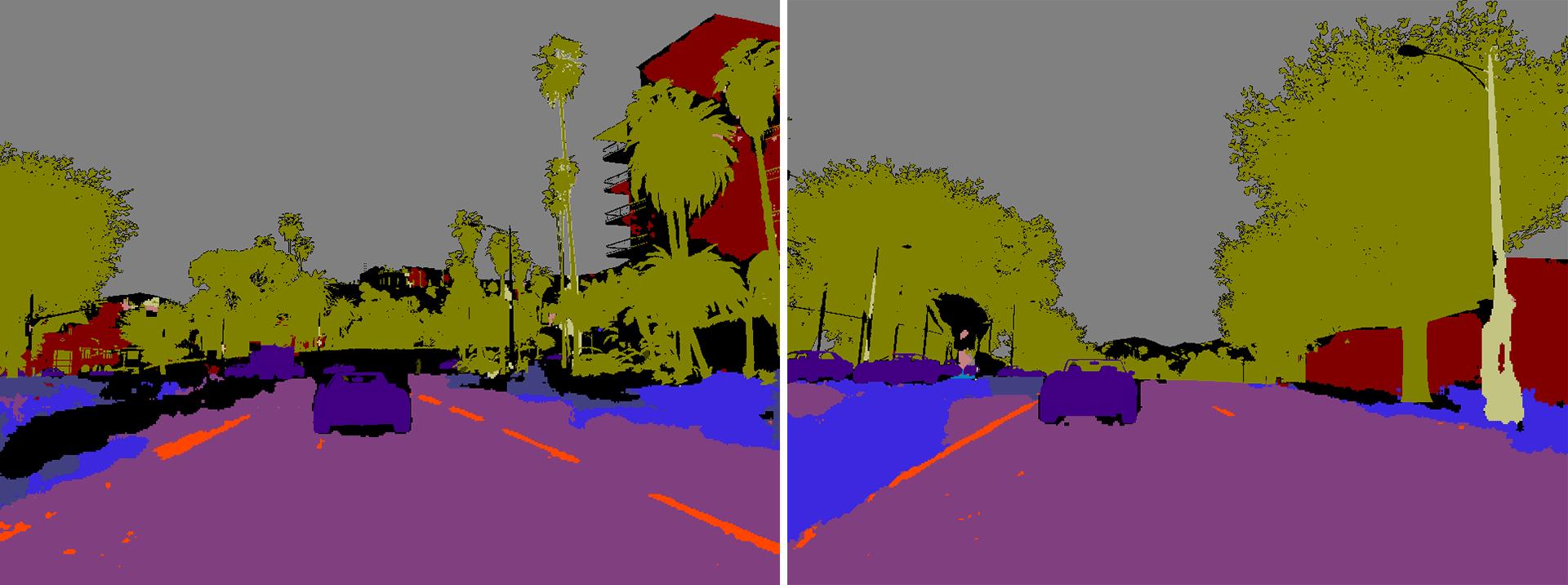 Нейросеть машинного зрения обучают на реалистичных компьютерных играх - 2