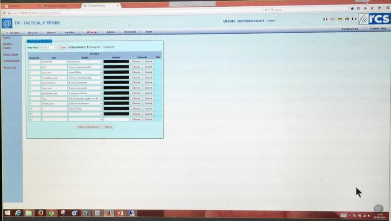В сеть утекло демовидео шпионского софта от разработчиков кибероружия RCS Lab - 1
