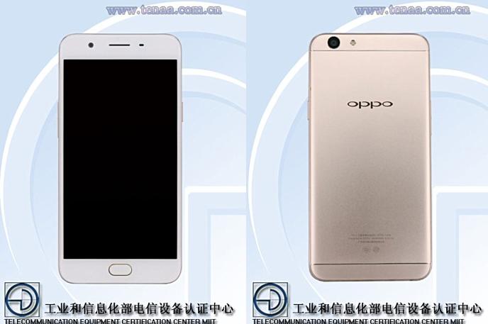 Смартфон Oppo A59s получит 4 ГБ ОЗУ