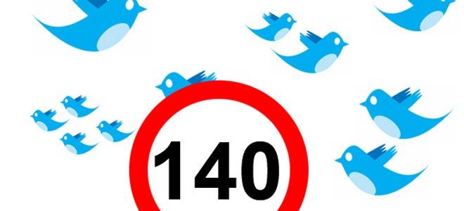 19 сентября Twitter перестанет считать видео, анимации и цитаты частью сообщений длиной в 140 знаков