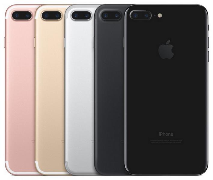 Стала известна ёмкость аккумуляторов в iPhone 7 и 7 Plus
