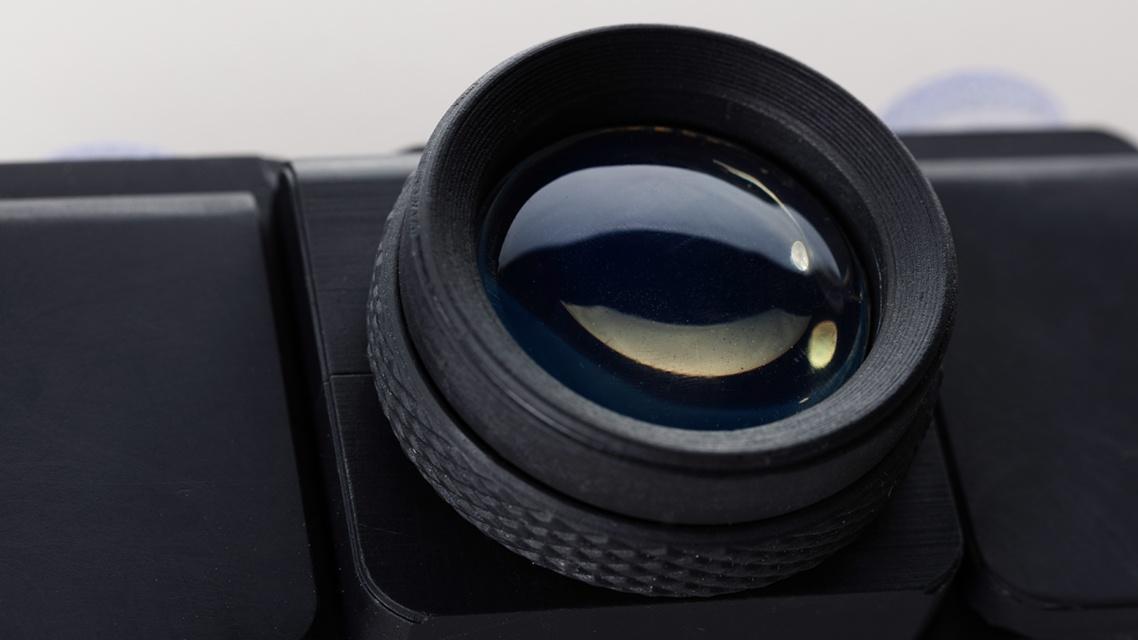 SLO: пленочная фотокамера, полностью распечатанная на 3D-принтере - 2