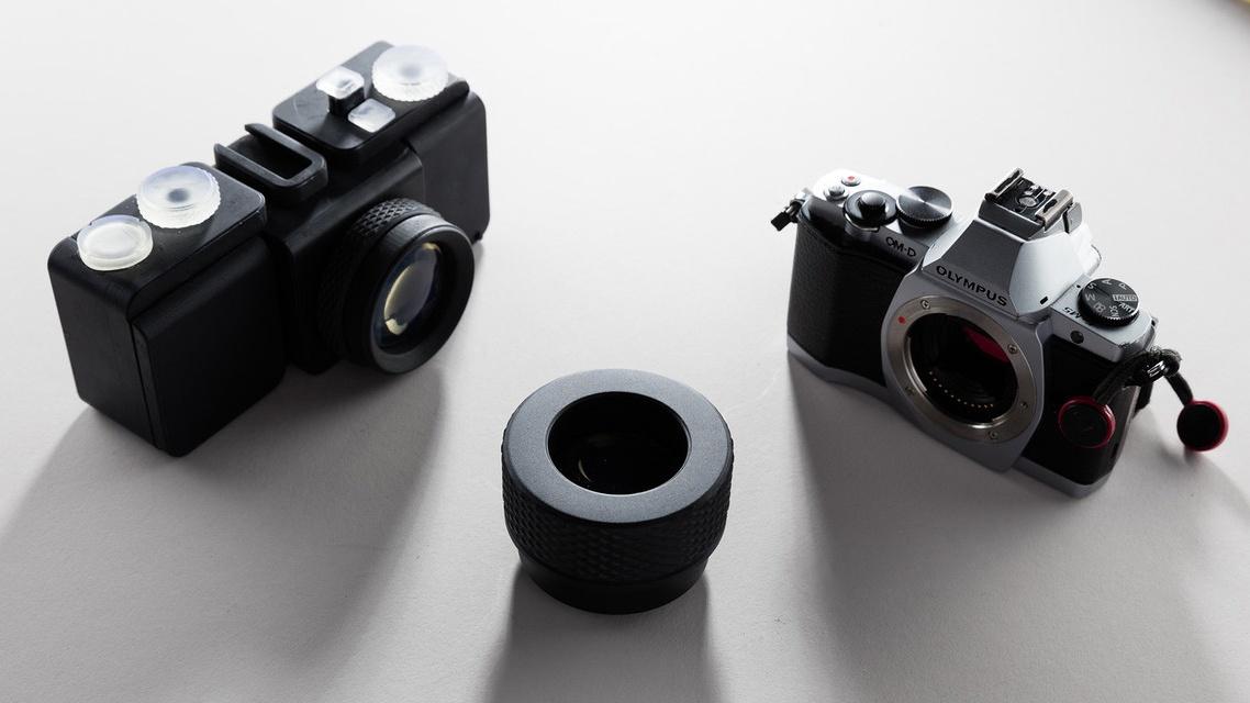SLO: пленочная фотокамера, полностью распечатанная на 3D-принтере - 6