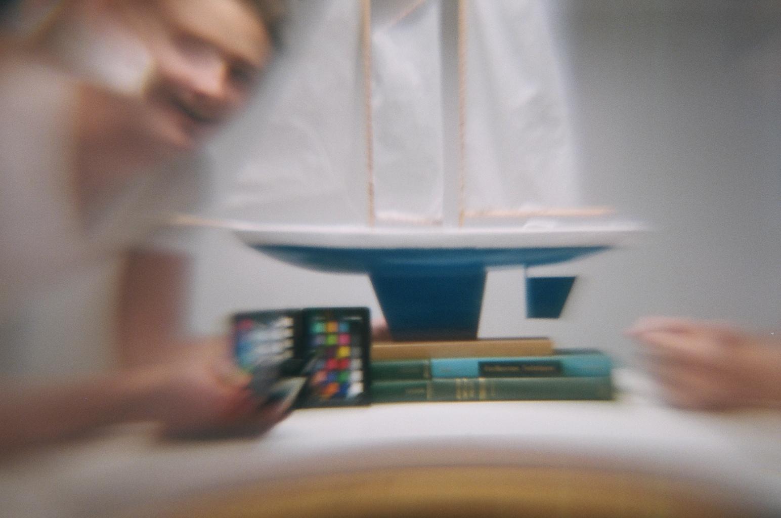 SLO: пленочная фотокамера, полностью распечатанная на 3D-принтере - 8