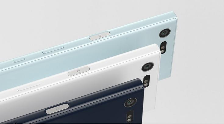Смартфоны Sony Xperia XZ и Xperia X Compact в США будут поставляться с отключенными дактилоскопами