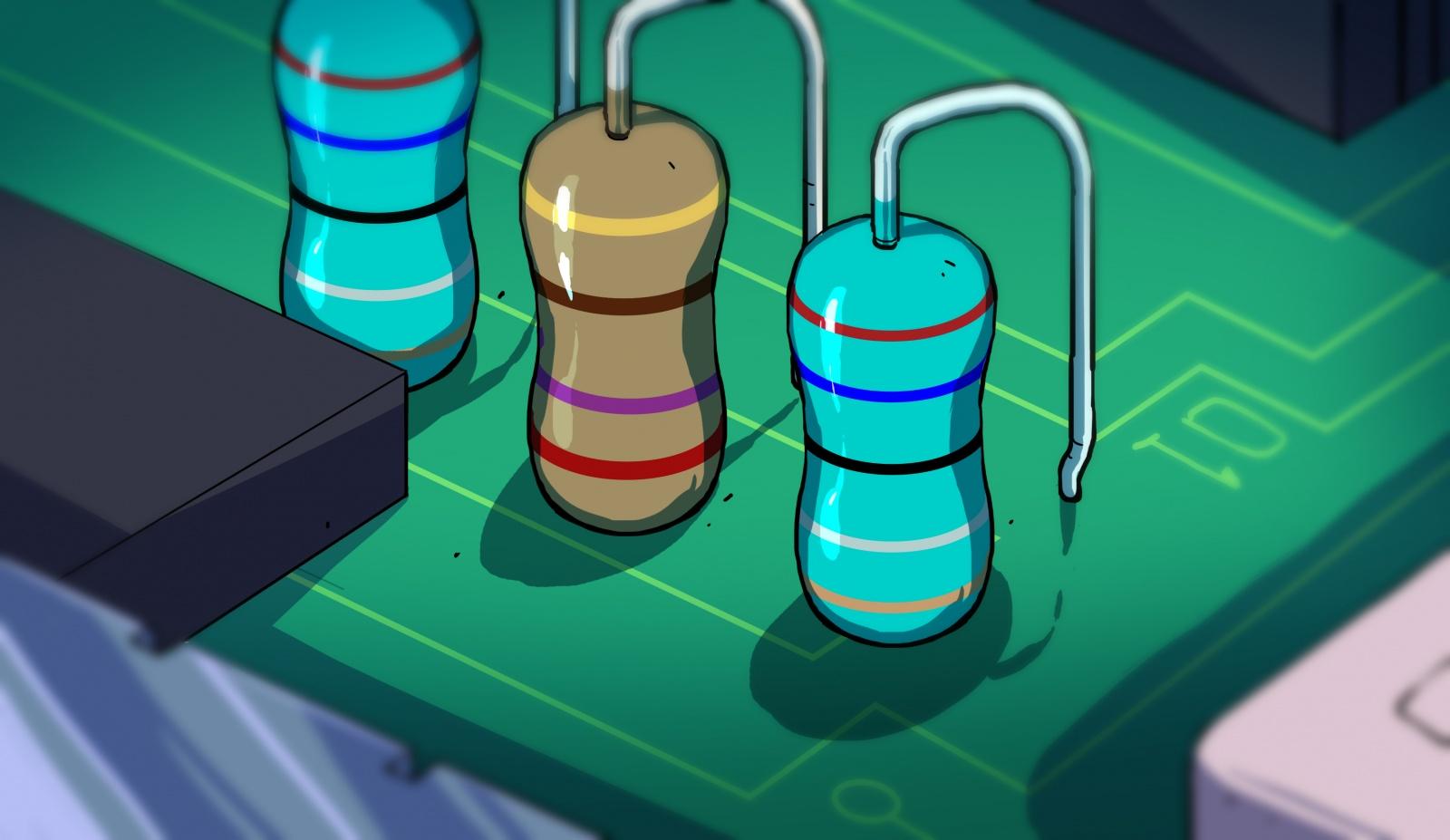 Что необходимо знать о резисторах? - 1