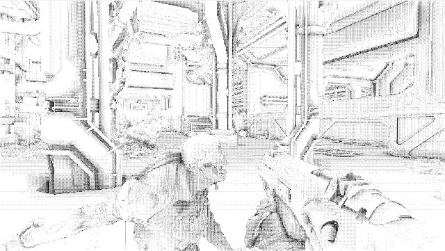 Как рендерится кадр нового Doom - 26