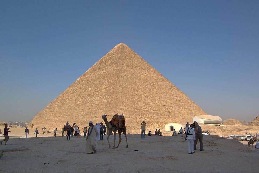 Кто построил египетские пирамиды? - 3