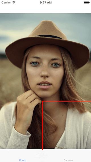 Обнаружение лиц на iOS с помощью Core Image - 3