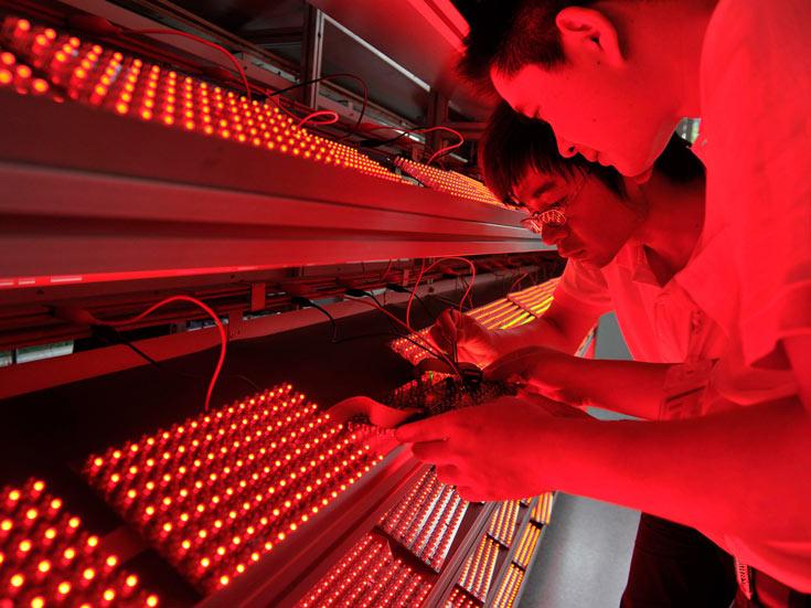 Размещение производства микросхем в Китае удобно тем, что Китай является крупным потребителем этой продукции