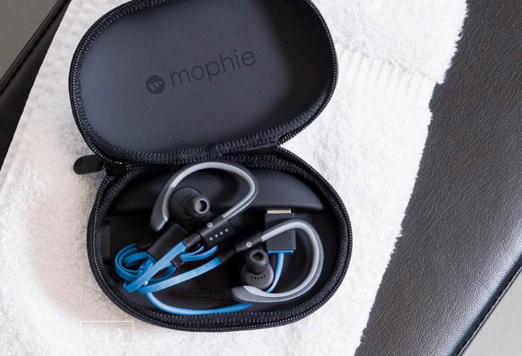 Чехол Mophie Power Capsule оснащается аккумулятором ёмкостью 1400 мА·ч