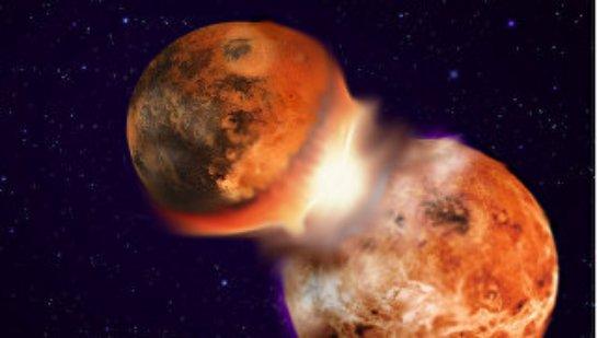 Луна оказалась частью мантии Земли