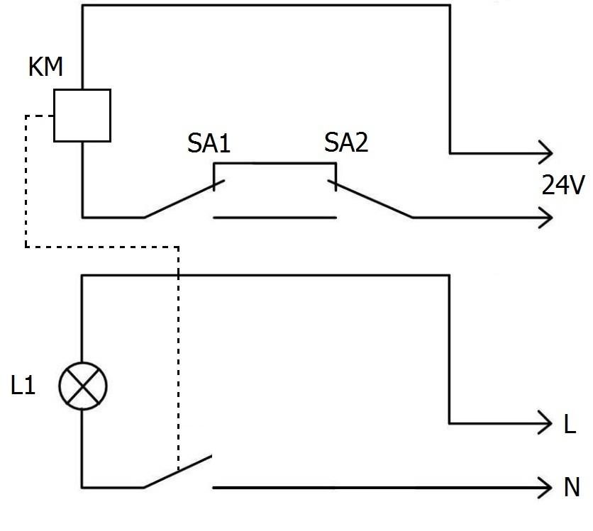 Надежное user-friendly управление силовыми нагрузками умного дома: Domoticz + ручной переключатель - 2