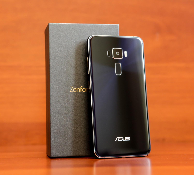 Обзор смартфона ASUS ZenFone 3 - 10