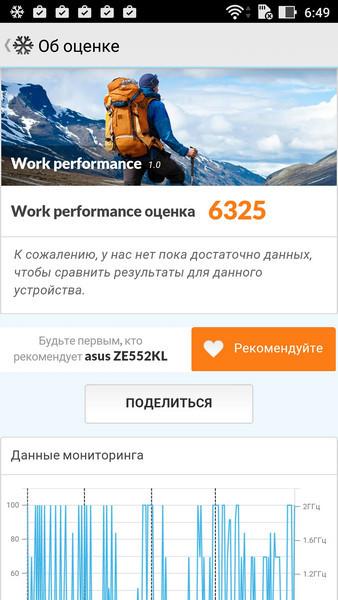 Обзор смартфона ASUS ZenFone 3 - 45