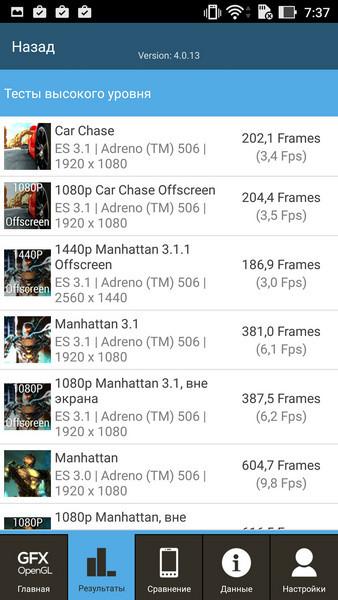 Обзор смартфона ASUS ZenFone 3 - 49