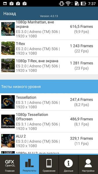 Обзор смартфона ASUS ZenFone 3 - 50