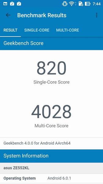 Обзор смартфона ASUS ZenFone 3 - 53