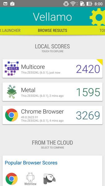 Обзор смартфона ASUS ZenFone 3 - 56