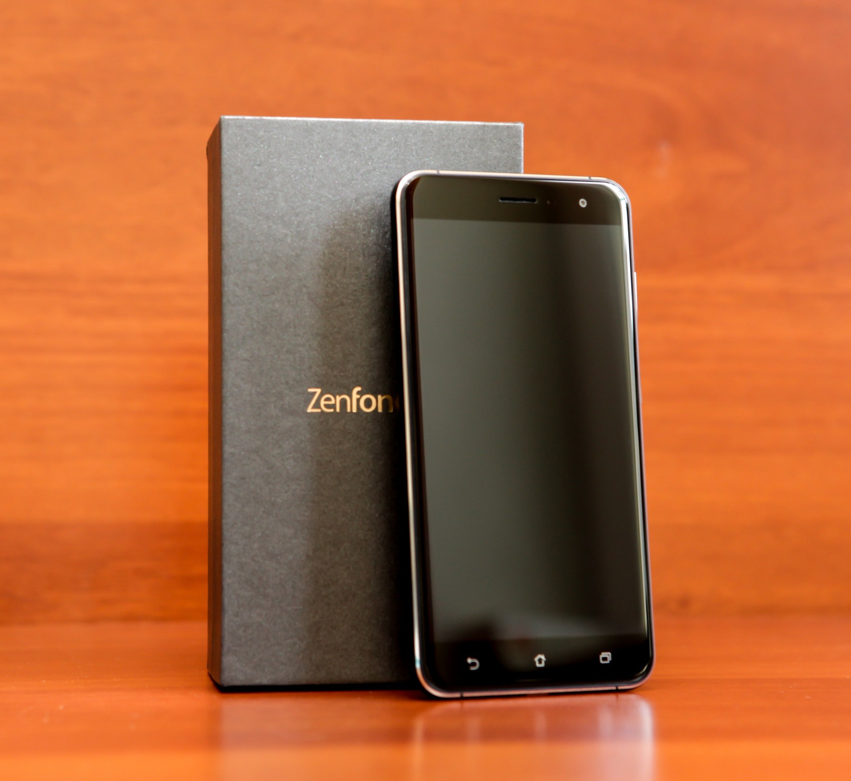 Обзор смартфона ASUS ZenFone 3 - 9