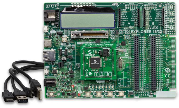 Новинка дешевле популярной модели Explorer 16 и обратно совместима с ней