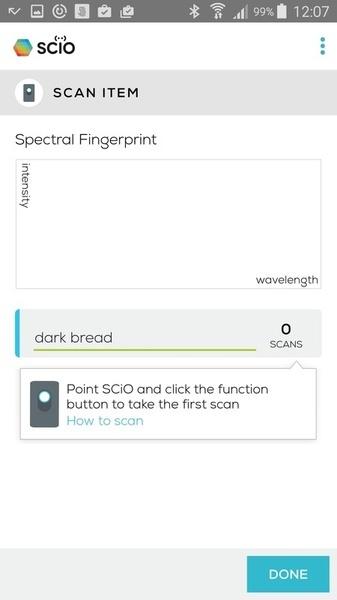 Портативный спектрометр SCiO - 37