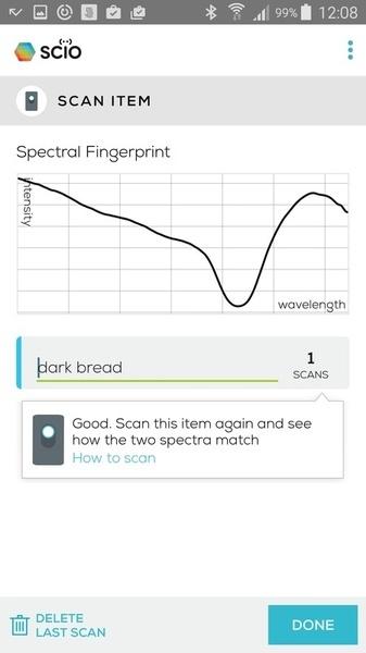 Портативный спектрометр SCiO - 38