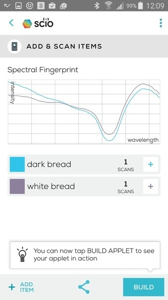 Портативный спектрометр SCiO - 39
