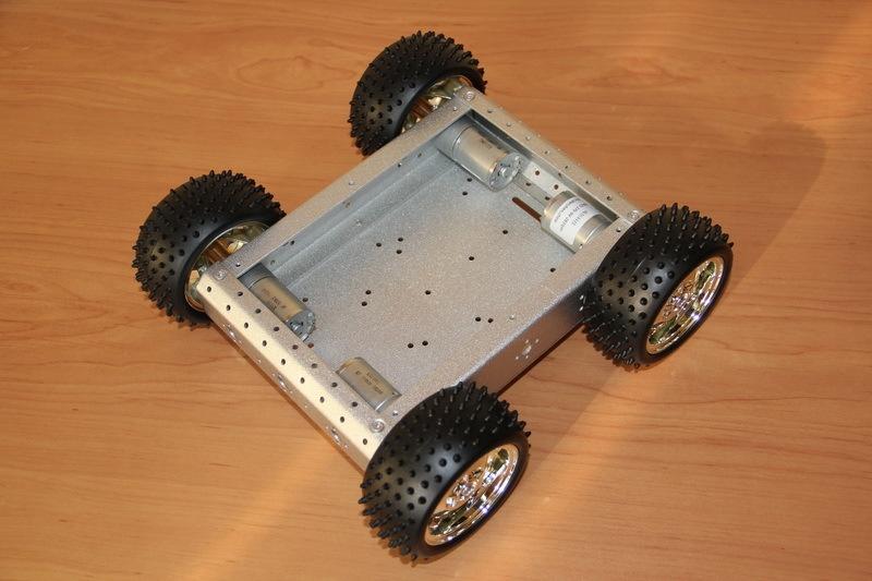 Роботостроительство – делаем базовую платформу для будущего робота - 19