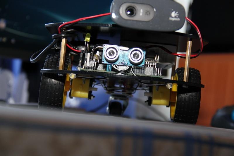 Роботостроительство – делаем базовую платформу для будущего робота - 2