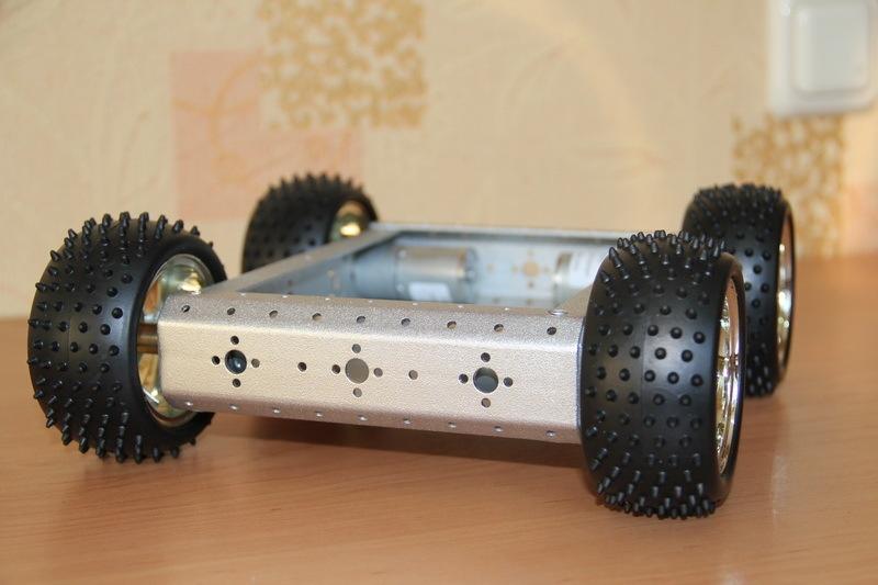 Роботостроительство – делаем базовую платформу для будущего робота - 20