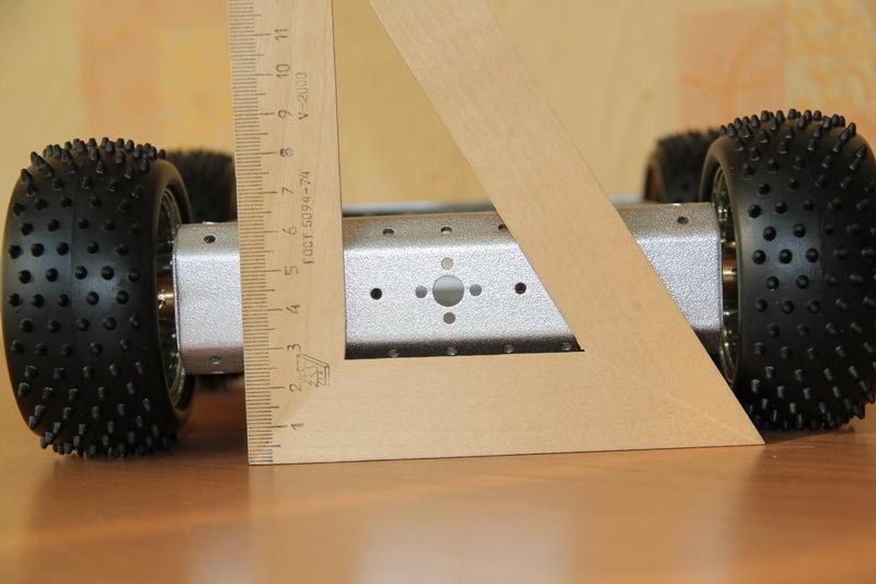 Роботостроительство – делаем базовую платформу для будущего робота - 21