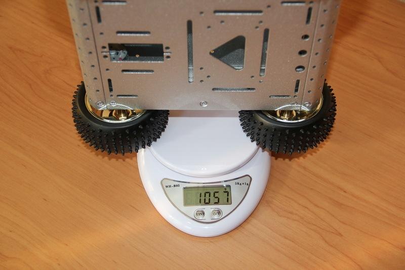 Роботостроительство – делаем базовую платформу для будущего робота - 22