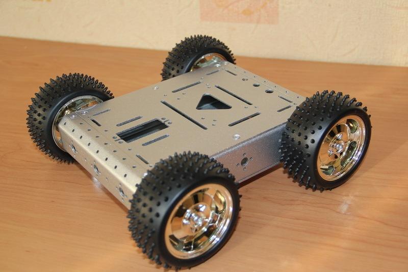 Роботостроительство – делаем базовую платформу для будущего робота - 23