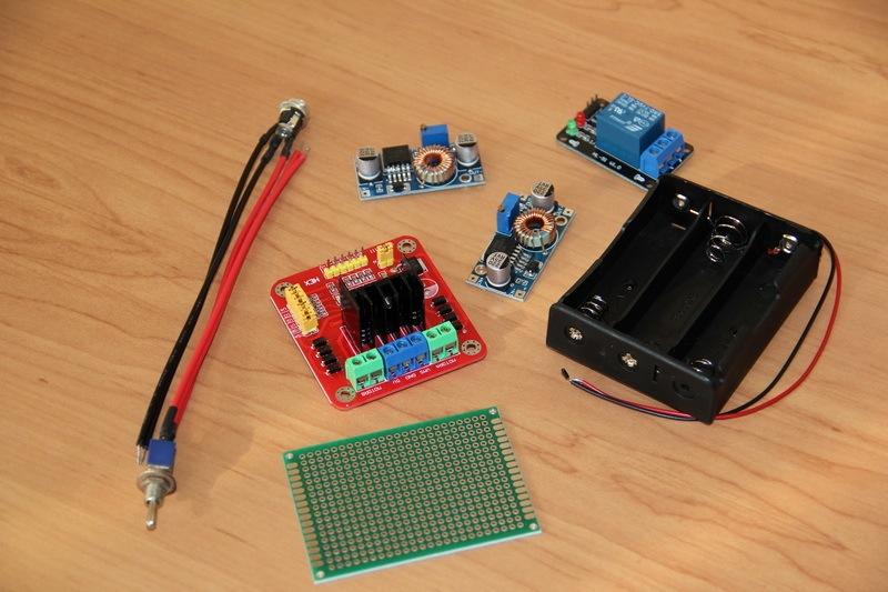 Роботостроительство – делаем базовую платформу для будущего робота - 25