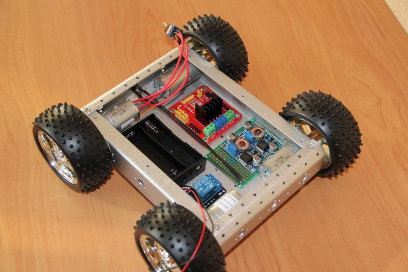 Роботостроительство – делаем базовую платформу для будущего робота - 27