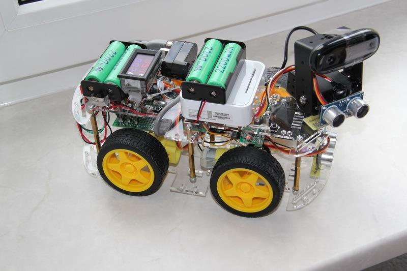 Роботостроительство – делаем базовую платформу для будущего робота - 3