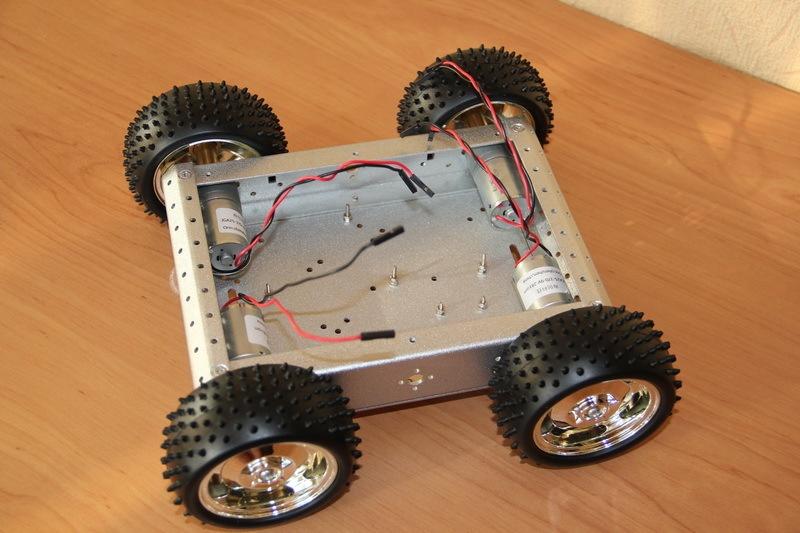 Роботостроительство – делаем базовую платформу для будущего робота - 45