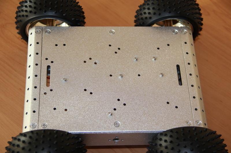 Роботостроительство – делаем базовую платформу для будущего робота - 47