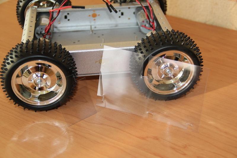 Роботостроительство – делаем базовую платформу для будущего робота - 48