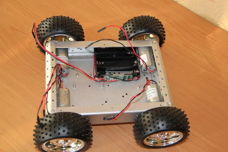 Роботостроительство – делаем базовую платформу для будущего робота - 49